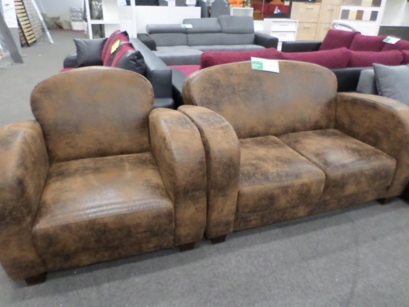 d p t vente troc n cash canape 2places 1 fauteuil syle. Black Bedroom Furniture Sets. Home Design Ideas